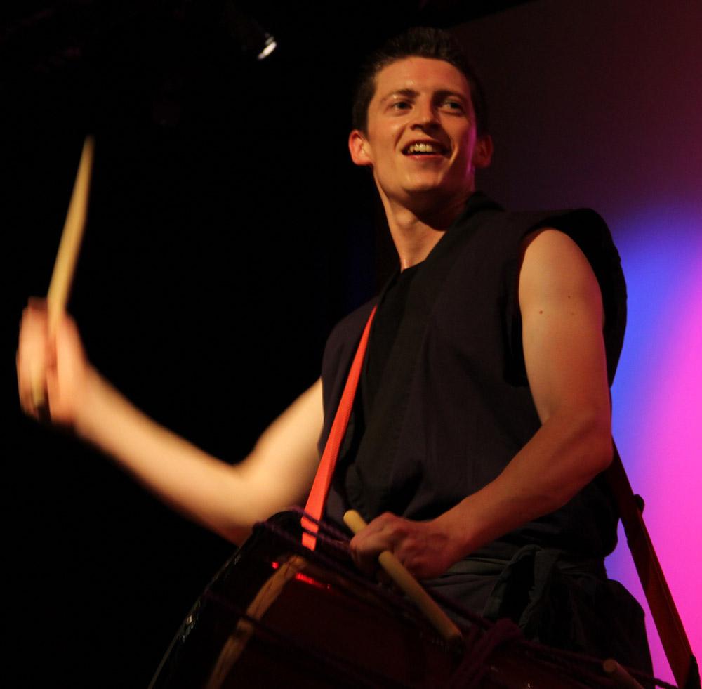 Jack Painting  |  Taiko trainer  |  Rhythmworks