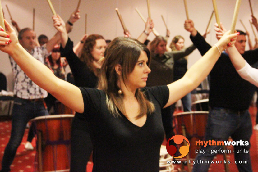 Rhythmworks team-building