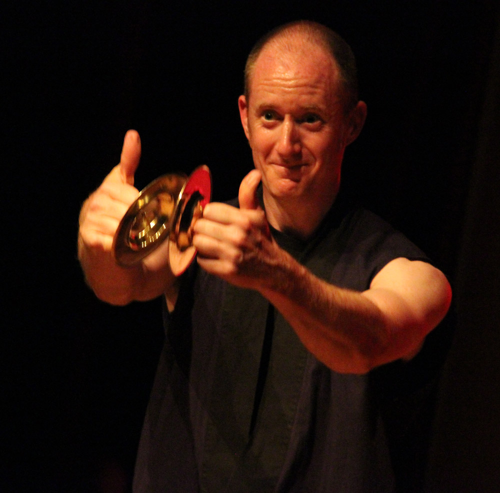 Mark Alcock | Taiko trainer | Rhythmworks